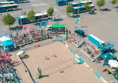 Beach Volley SM Helsinki 7/18